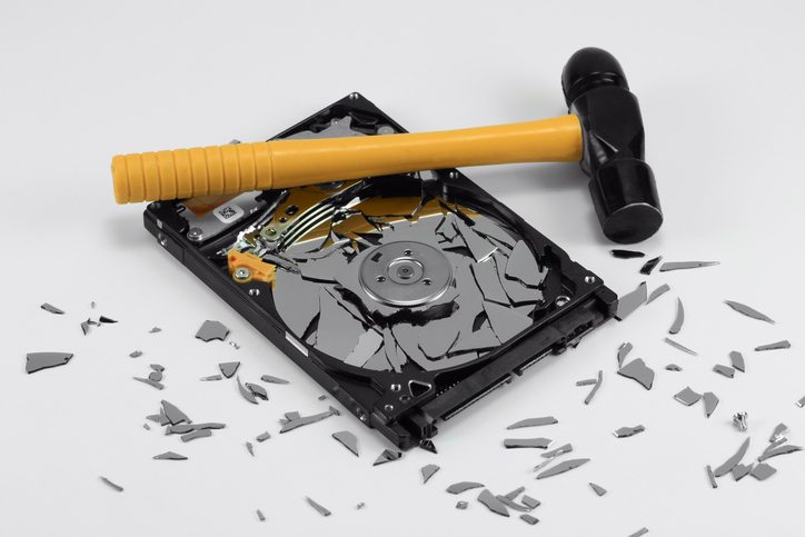 Best Practices in Data Destruction