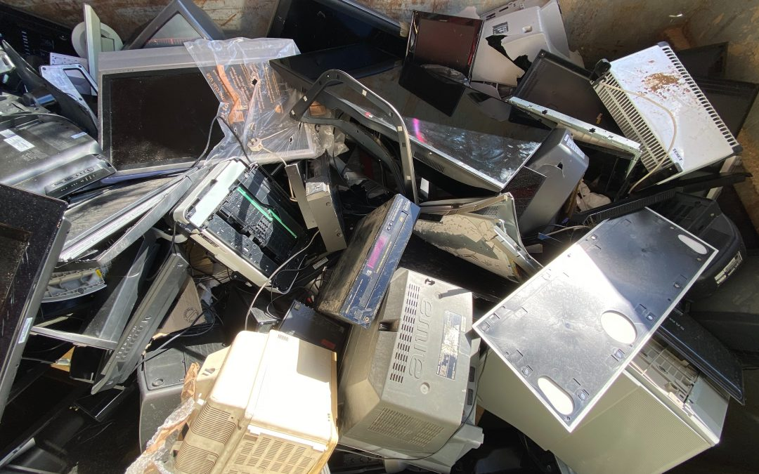 Electronics Recycling Solves a Growing E-waste Problem